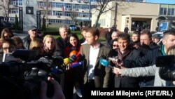 Draško Stanivuković najavljuje tužbu protiv ministra unutrašnjih poslova Dragana Lukača