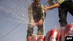 امحاء مشروبات الکلی در ایران