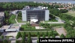 Sediul Radio Europa Liberă/Libertatea la Praga, R.Cehă