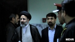 ابراهیم رئیسی، معاون اول رئیس قوه قضاییه جمهوری اسلامی