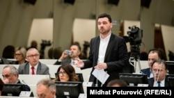 Bosna i Hercegovina će biti na dnevnom redu Vijeća Evrope najvjerovatnije krajem 2020. godine: Saša Magazinović