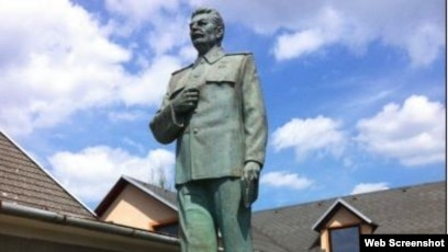 Stalin Statues A Bust So Far For Slovak Collector