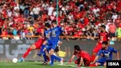 تیم پرسپولیس موفق شد در نودمین دربی، استقلال را شکست دهد.