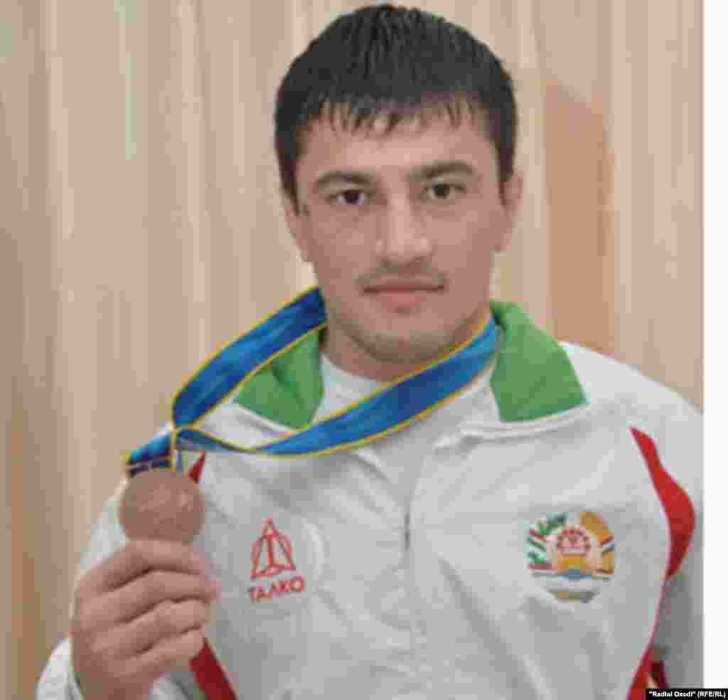 Расул Боқиев
