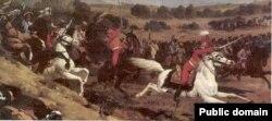 Битва при Карабобо. Картина венесуэльского художника начала XIX века