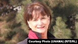دیبرا لاینز نماینده ویژه سرمنشی ازمان ملل متحد