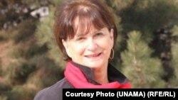 دیبرا لاینز نماینده ویژه سرمنشی سازمان ملل متحد برای افغانستان