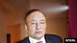 """Сұраған Рахметұлы. Моңғолиядағы """"Баян-Өлгий"""" ақпараттық орталығының басшысы. Алматы, 30 қазан 2008 жыл."""