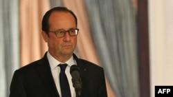 Presidenti francez, Francois Hollande