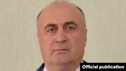 Магомед Махачев