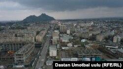 Город Ош.