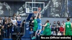 Чинний володар Кубка України продовжує боротьбу на турнірі