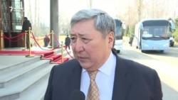 Рустенбеков: Чыр чыккан аймак Кыргызстанга таандык
