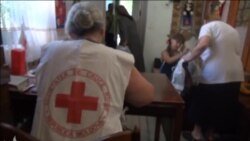 Бендеры и Красный Крест
