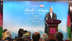Karzai Addresses Pakistan Border Issue