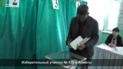 «Голосование за семью» в Алматы
