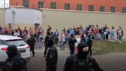 Тепање и понижување во затворите во Белорусија