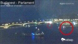 Триває пошук туристів із човна, який перекинувся в Будапешті – відео