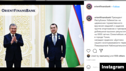 Шавкат Мирзияев наградил Сакена Пулатова орденом «Дружбы» за вклад, внесенный для достижения высоких показателей узбекских спортсменов на Олимпиаде в Токио.