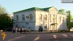 Herson vilâyetiniñ Novoalekseyevka qasabasında aman-aman 50 qırımtatarı rey berdi