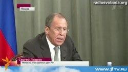 «Ми не втручаємося у внутрішні справи України» – керівник МЗС Росії Сергій Лавров