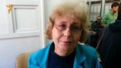 Наталья Алехина о голодовке дочери