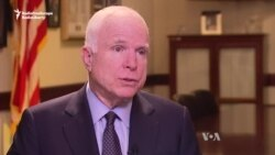 McCain: Syrian War And Refugee Crisis Among Biggest Challenges Faced By West In 70 Years