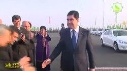 Prezident waspçylygy 'mukaddes borç' atlandyrýar