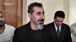 Serj Tankian 'Very Excited' For Armenia's Future