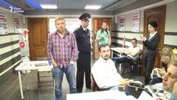 Обыск в штабе Навального в Екатеринбурге