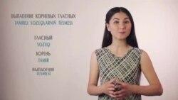 «Elifbe» video dersleri. Qırımtatar tilinde tamırdaki sozuqlarnıñ tüşmesi aqqında