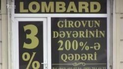 Lombardlara dövlət nəzarəti