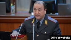 Мелис Турганбаев.