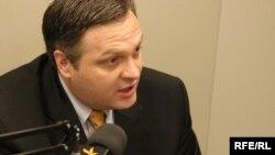 Gürcüstanın Dovlət naziri Georgi Baramidze «Azadlıq» radiosunun qonağıdır, 21 sentyabr 2006