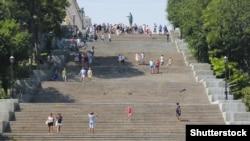 Потьомкінські сходи в Одесі