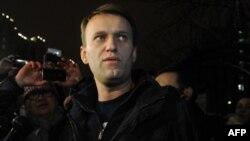 Ресей оппозициялық блогері Алексей Навальный.