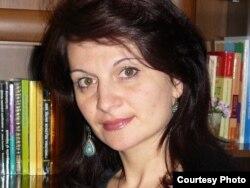 Psiholoaga Daniela Sîmboteanu