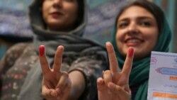 زنان ایرانی و دور دوم ریاست جمهوری حسن روحانی