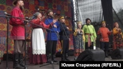 """Ансамбль """"Читинская слобода"""""""