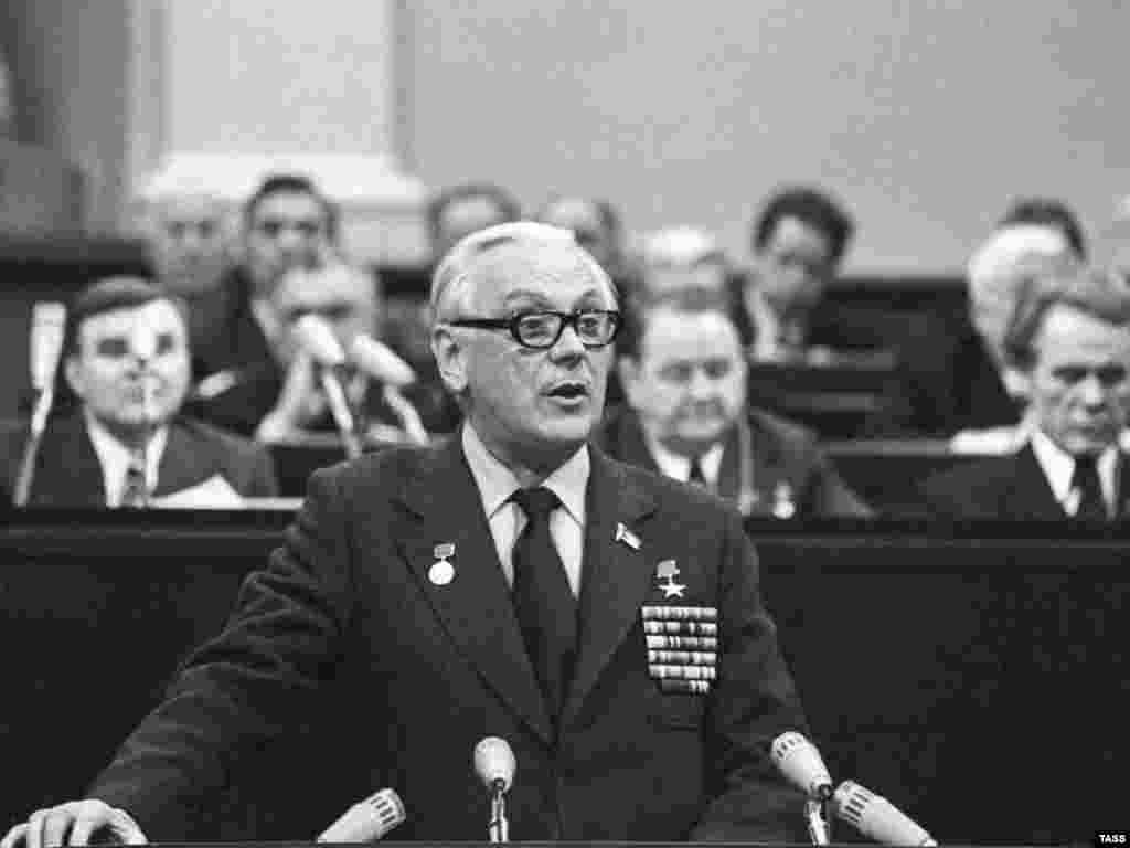 Сергей Михалков, 1975 год