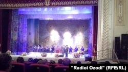 Täjigistanyň opera we balet teatry