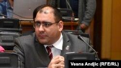Сръбският депутат Владимир Джуканович