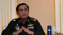 Главнокомандующий сухопутными войсками Таиланда генерал Прают Чан-Оча