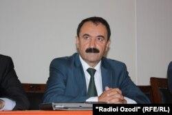Милопар Бандишоев, муовини раиси Оҷонсии зидди фасод.