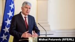 Zadovoljan izgradnjom objekata za Hrvate u RS-u: Dragan Čović