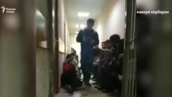 В подмосковном Одинцово задержаны около 40 мигрантов из Таджикистана
