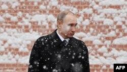 Оьрсийчоь -- Оьрсийчоьнан президент Путин Владимир, Чилл. 23, 2017