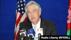 Американскиот заменик државен секретар Вилјам Барнс