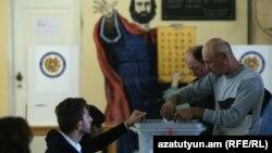 Выборы в ОМС в Гюмри, 2 октября 2016 г․