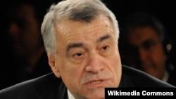 Ադրբեջանի էներգետիկայի նախարար Նաթիգ Ալիև, արխիվ